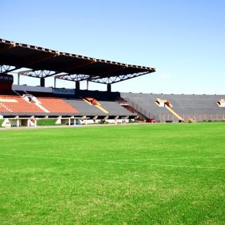 "Estádio Olímpico Regional ""Arnaldo Busato"""