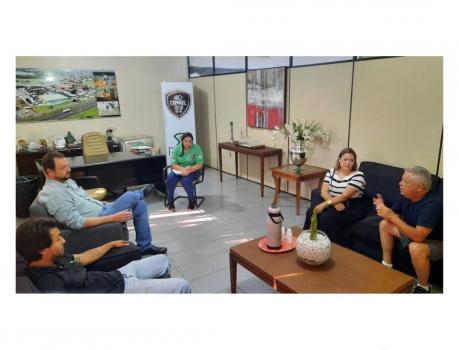VISITE CASCAVEL RECEBE PRESIDENTE DA ASSOBRAVA PARA VISITA TÉCNICA NA CIDADE